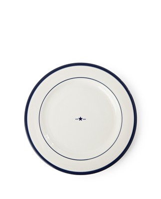 Icons Dinner Plate 26,50 cm, Blue