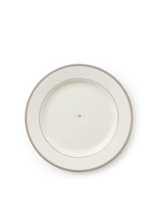 Icons Dinner Plate 26,50 cm, Beige