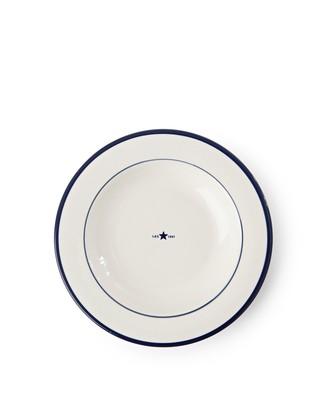 Icons Soup Plate 24 cm, Blue