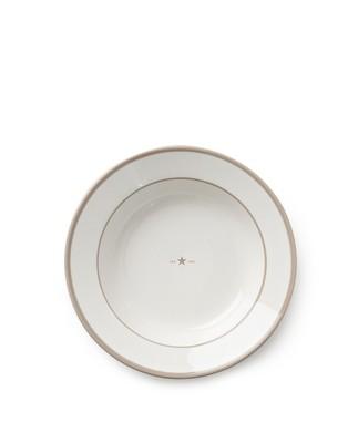 Icons Soup Plate 24 cm, Beige