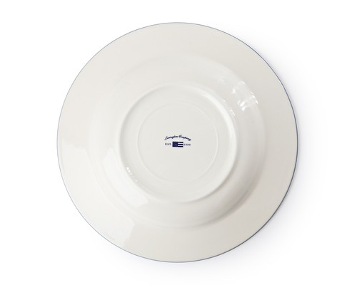 Icons Soup Plate Blue