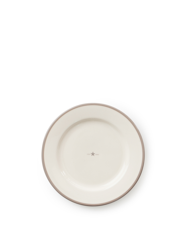 Icons Dessert Plate 22 cm, Beige