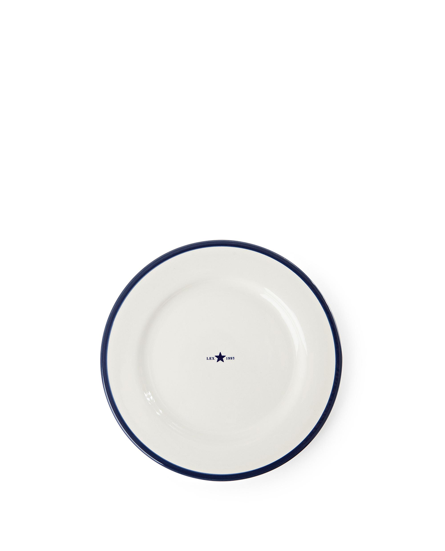 Icons Dessert Plate 22 cm, Blue