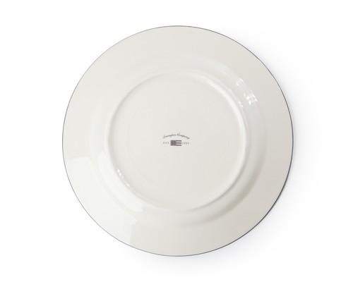 Dessert Plate Gray