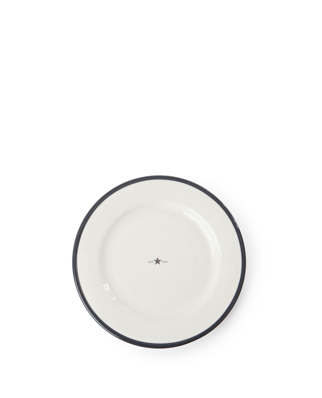 Icons Dessert Plate 22 cm, Gray