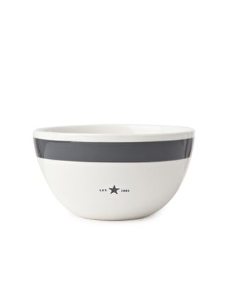 Icons Bowl 15 cm, Gray