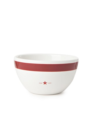 Icons Bowl Red