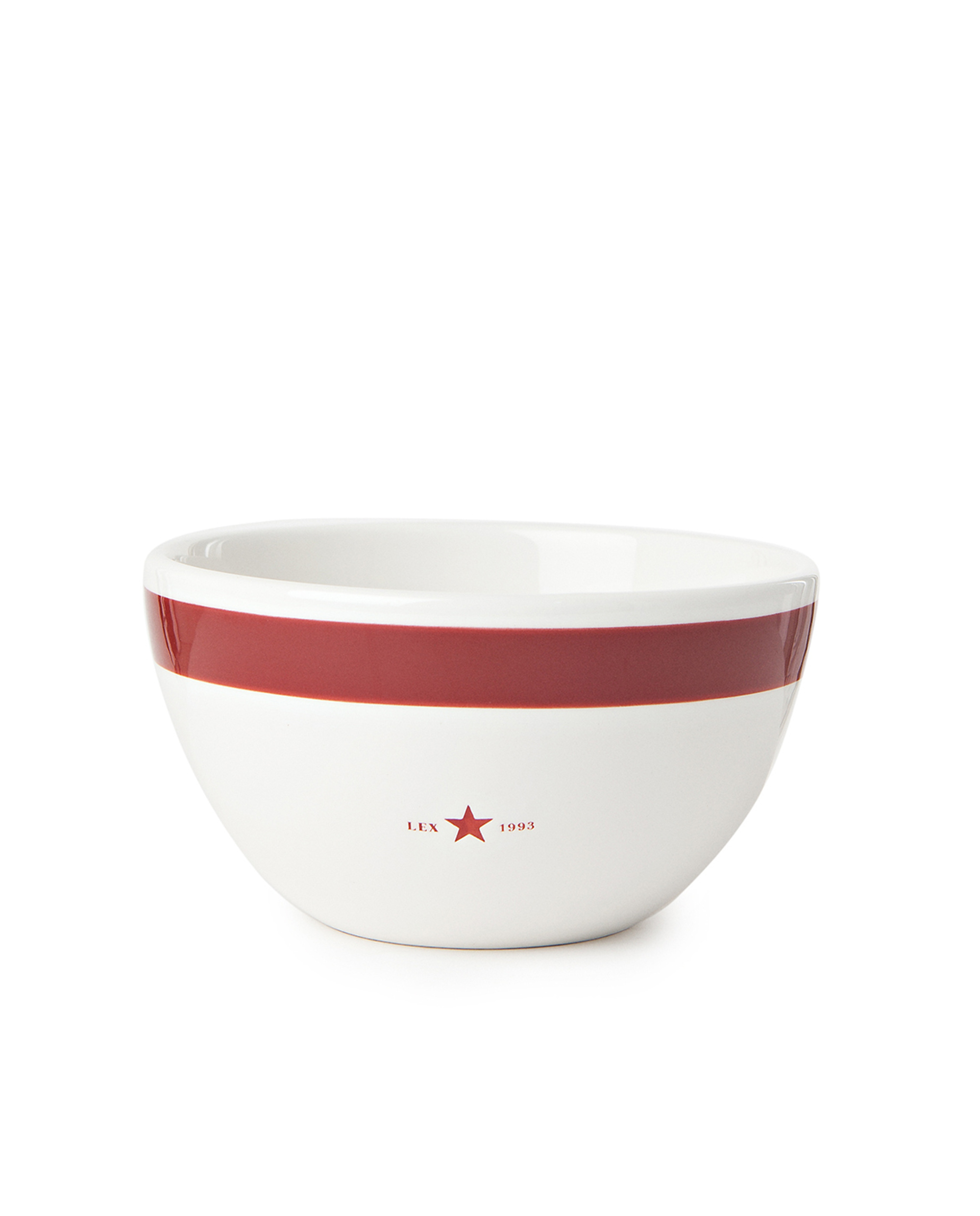 Icons Bowl 15 cm, Red