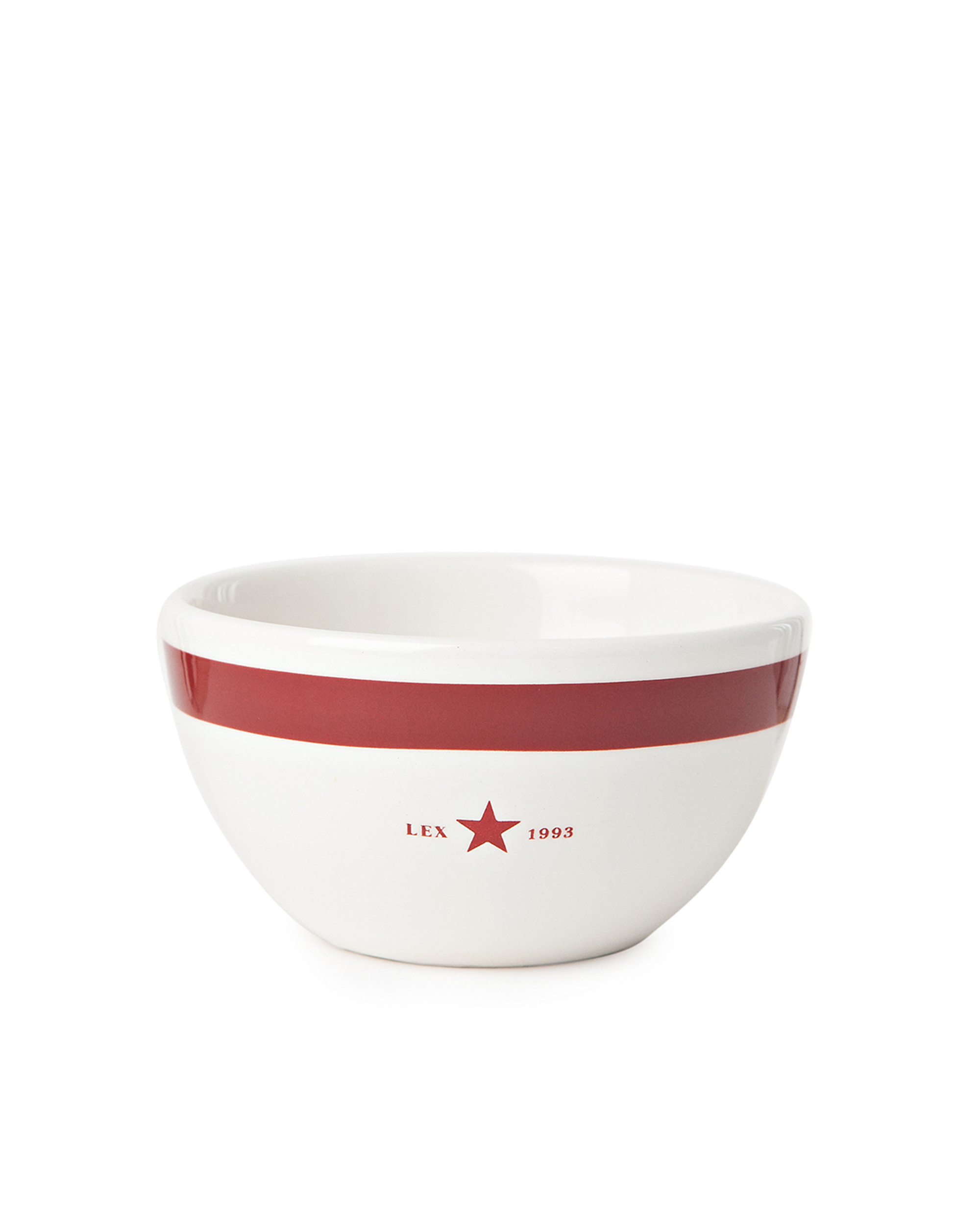 Icons Small Bowl 10,5 cm, Red