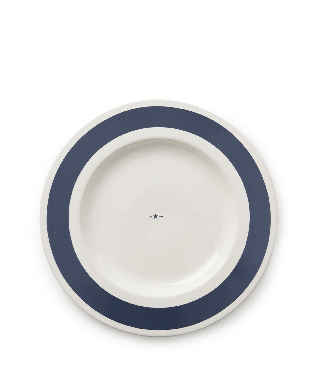 Platter 35 cm, Blue