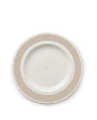 Platter 35 cm, Beige