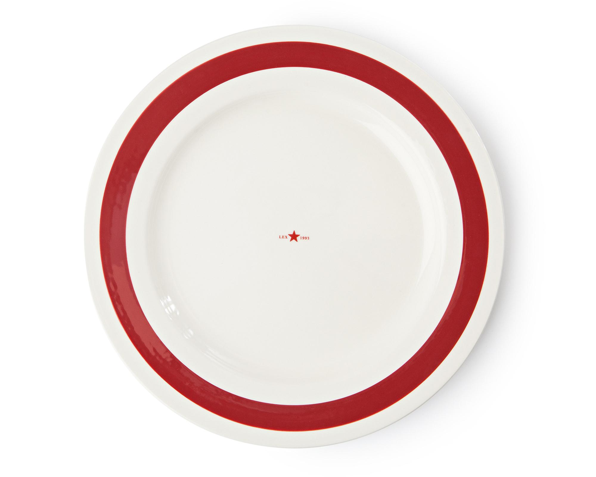 Platter Red