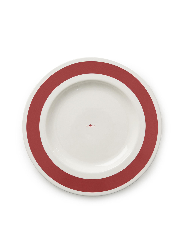Platter 35 cm, Red