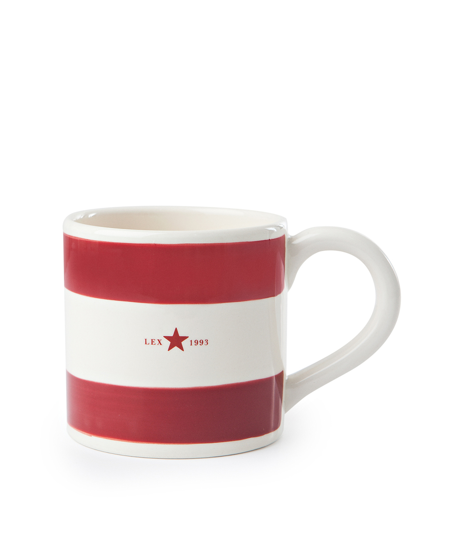 Icons Mug Red