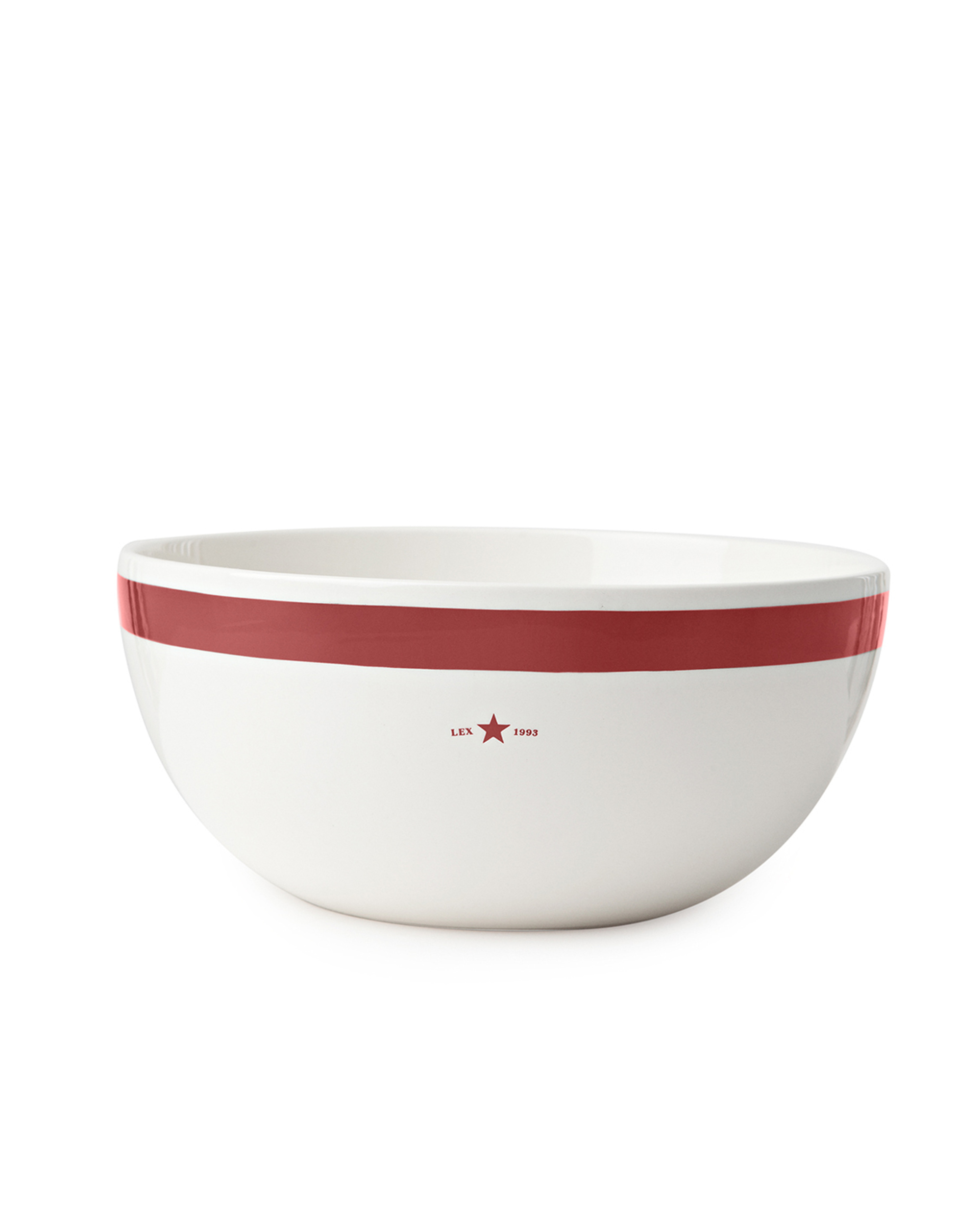 Large Bowl 26 cm, Red