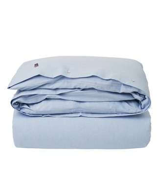Icons Pin Point Duvet, Blue