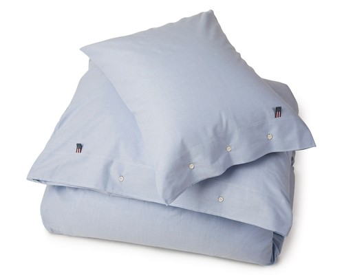 Pin Point Duvet, Blue