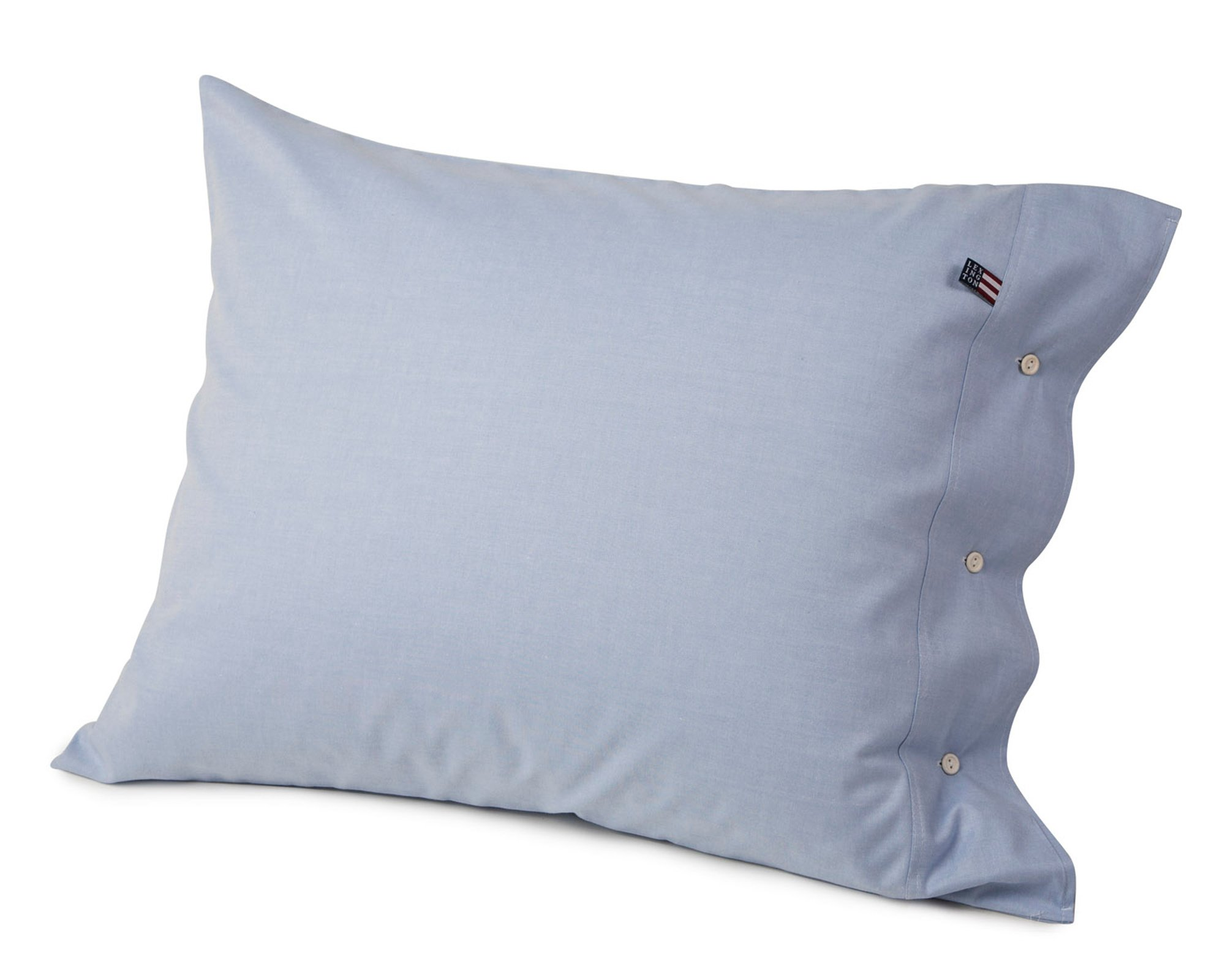 Pin Point Pillowcase, Blue