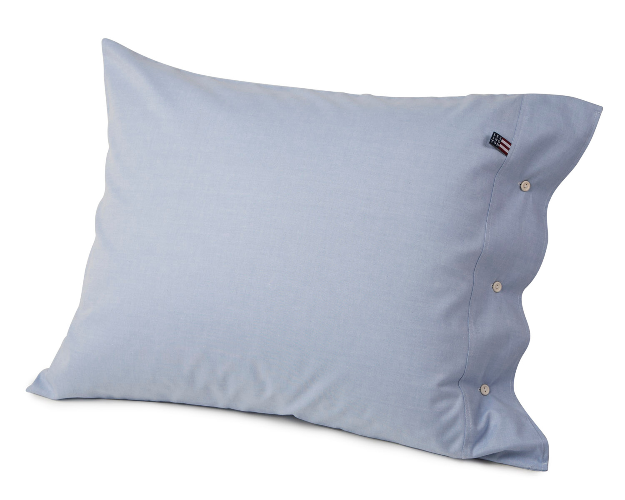 Icons Pin Point Pillowcase, Blue