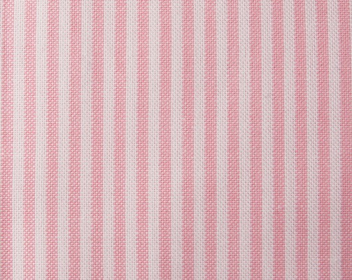 Pin Point Pillowcase, Pink/White