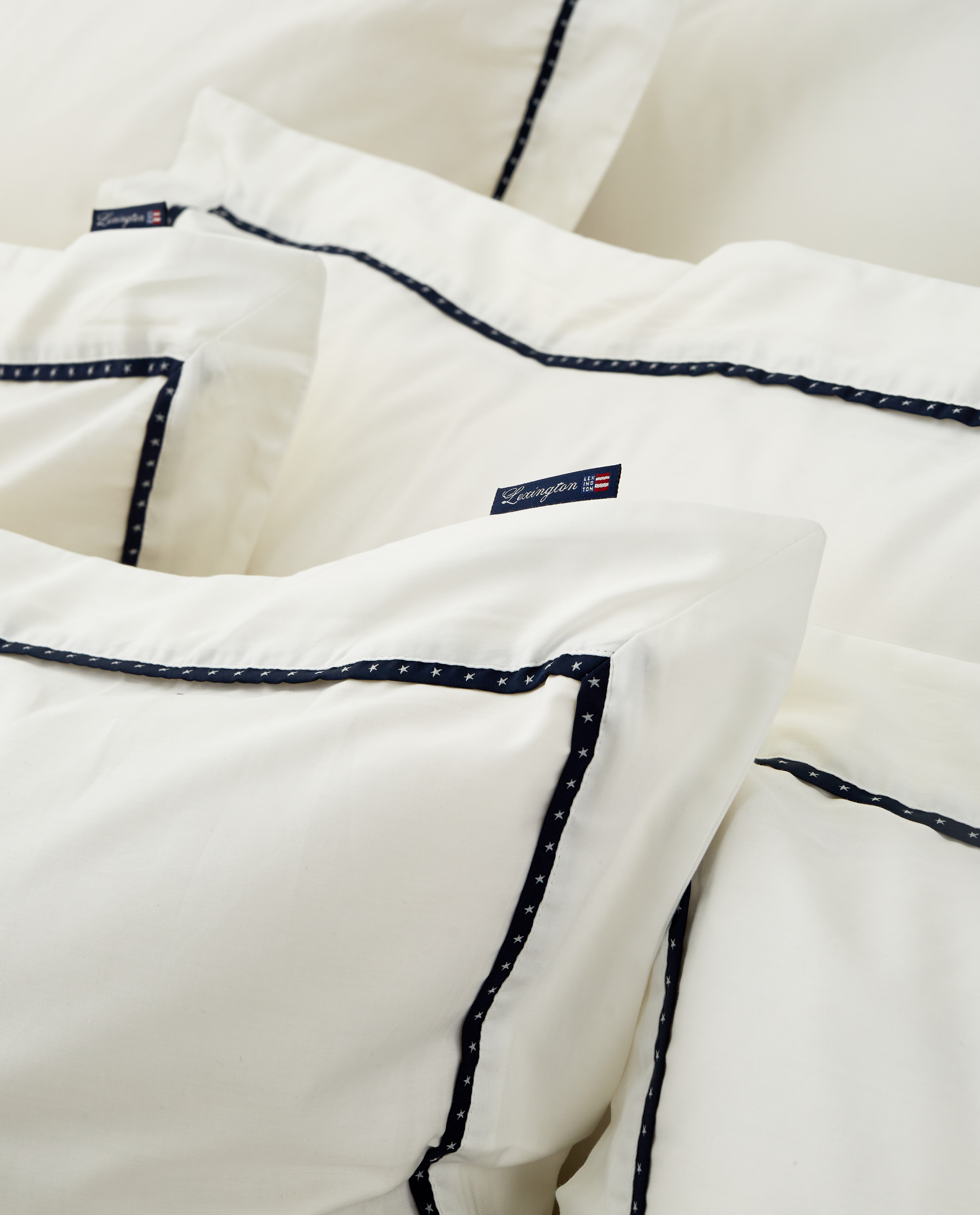 Icons Sateen with Star Frame Duvet