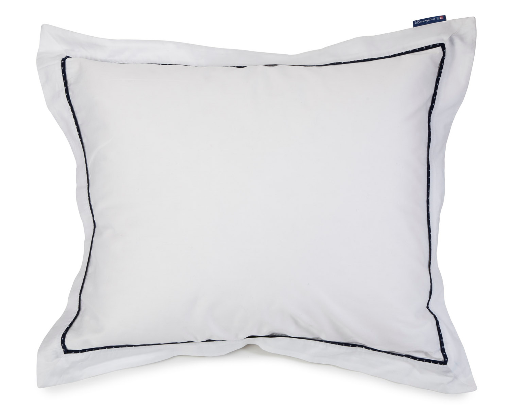 Icons Sateen with Star Frame Pillowcase