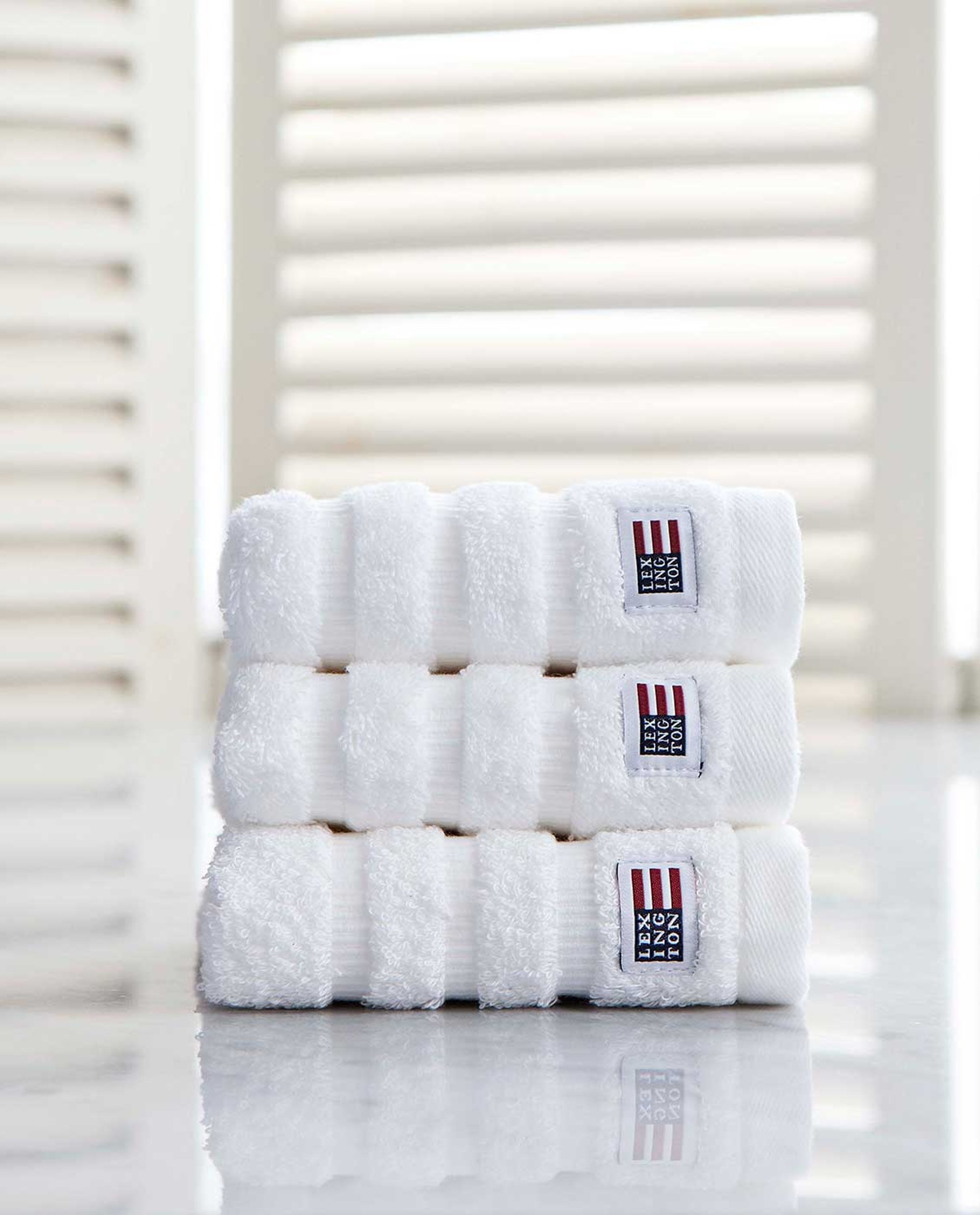 6192d1ba Icons Original Hand Towel White