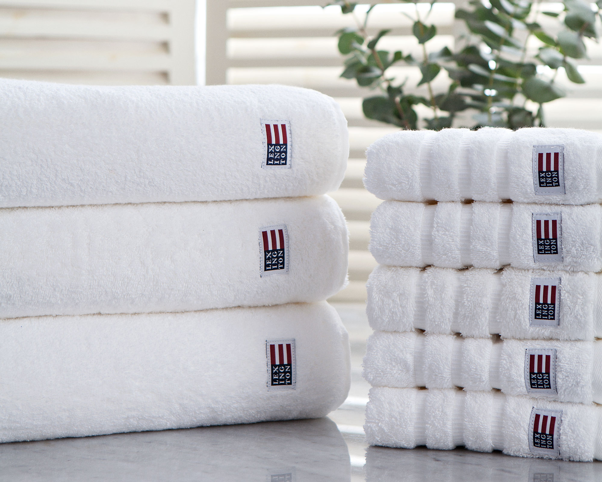Original Bath Towel White