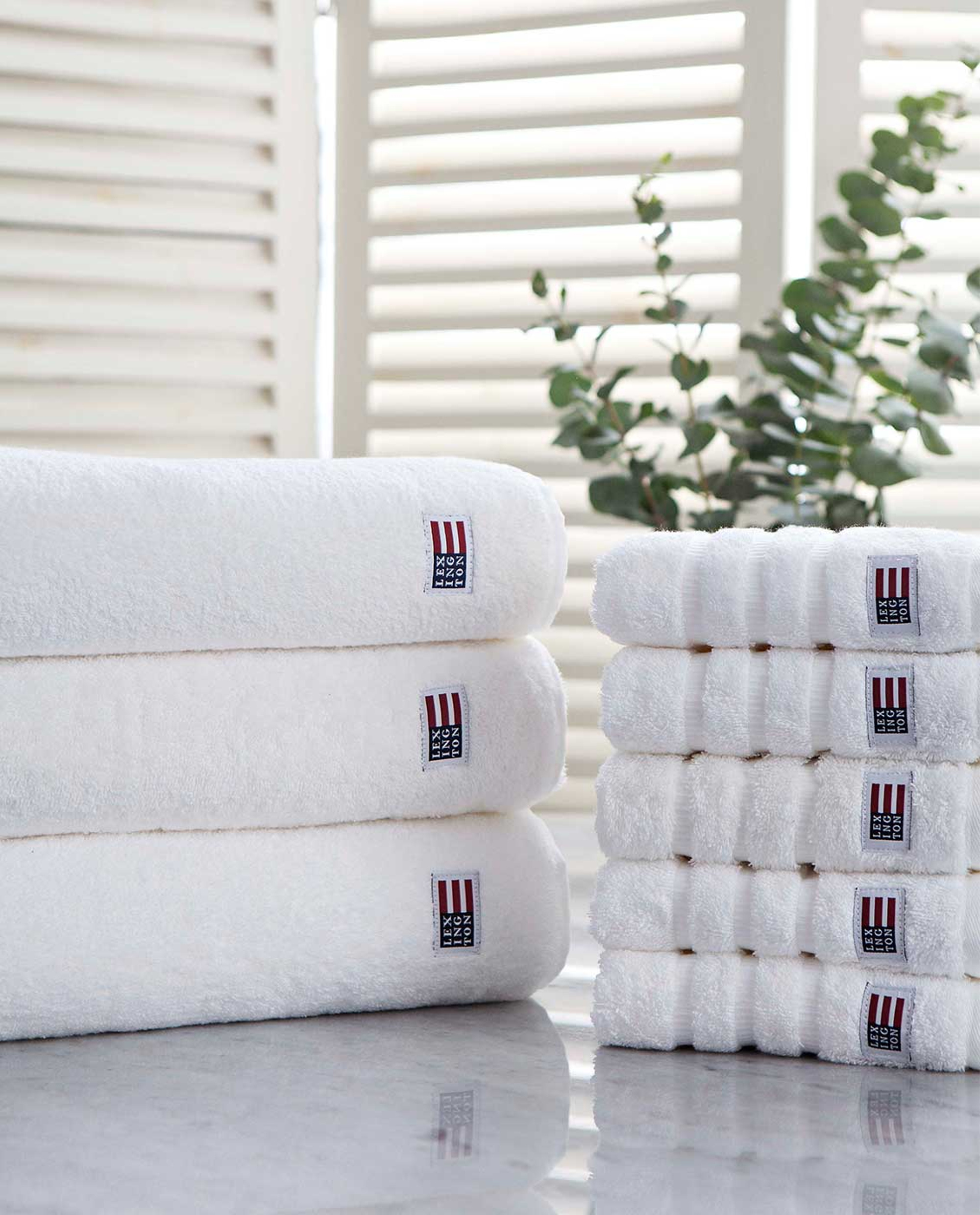 Icons Original Towel White