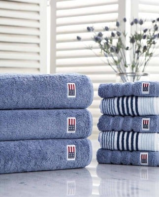Icons Original Bath Towel Medium Blue