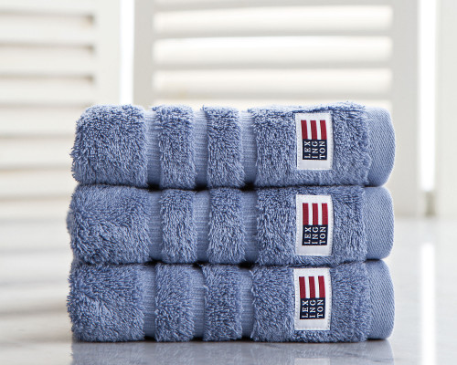 Original Hand Towel Medium Blue