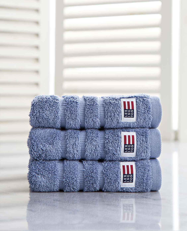 Icons Original Hand Towel Medium Blue