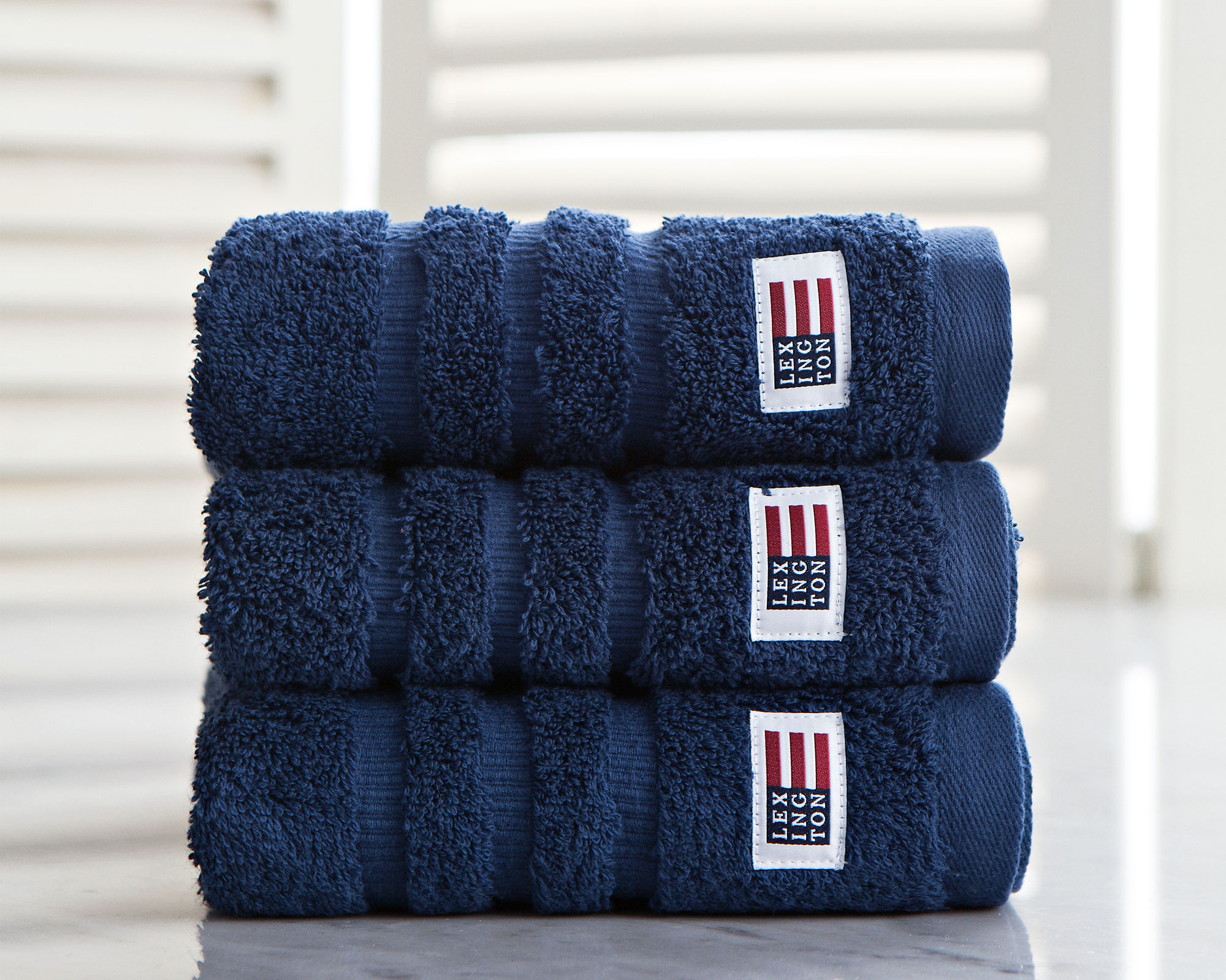 Original Hand Towel Navy