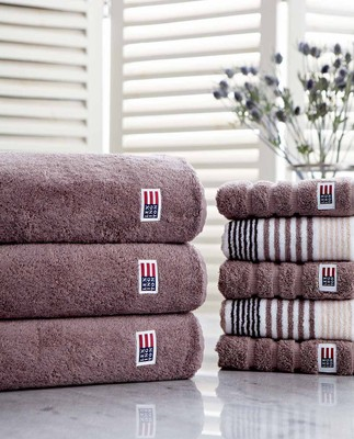Icons Original Bath Towel Chocolate