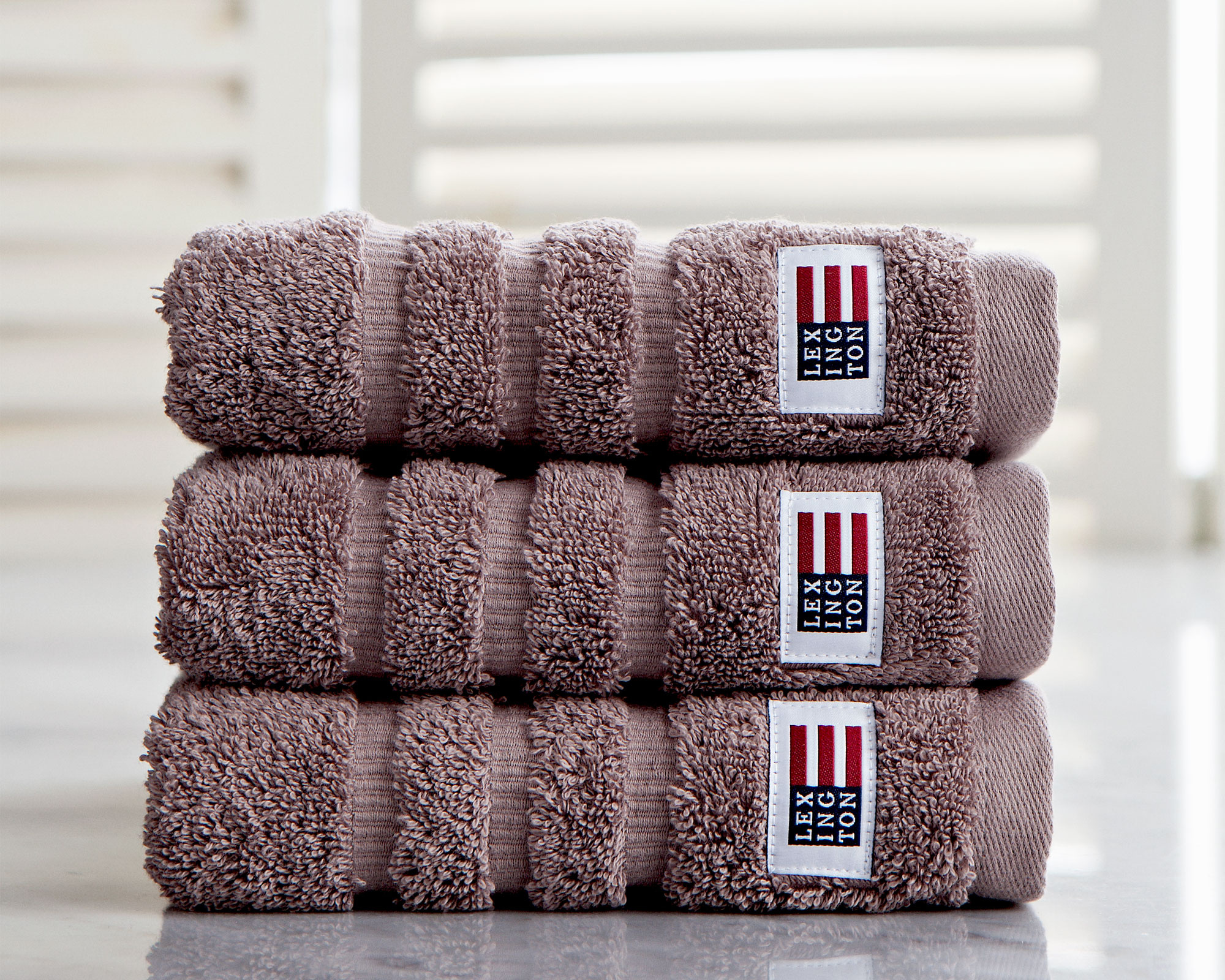 Original Hand Towel Chocolate