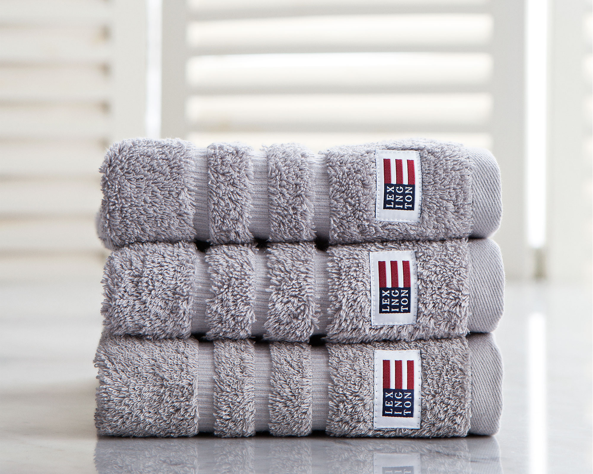 Original Hand Towel Dark Gray
