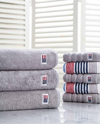 Icons Original Towel Dark Gray