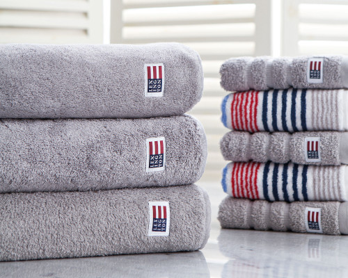 Icons Original Bath Towel Dark Gray