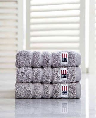 Icons Original Hand Towel Dark Gray