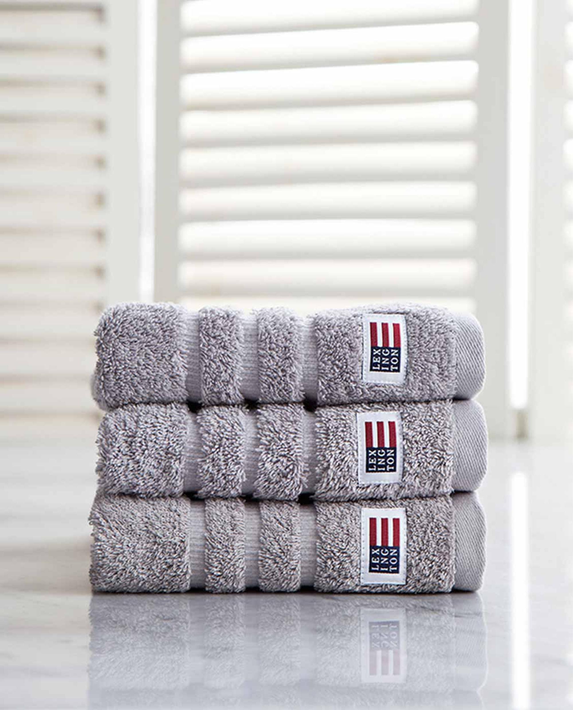 Icons Original Towel Dark Gray