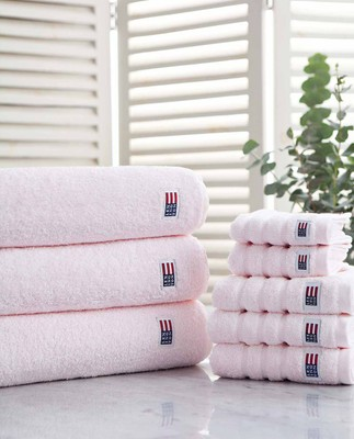 Icons Original Bath Towel Pink