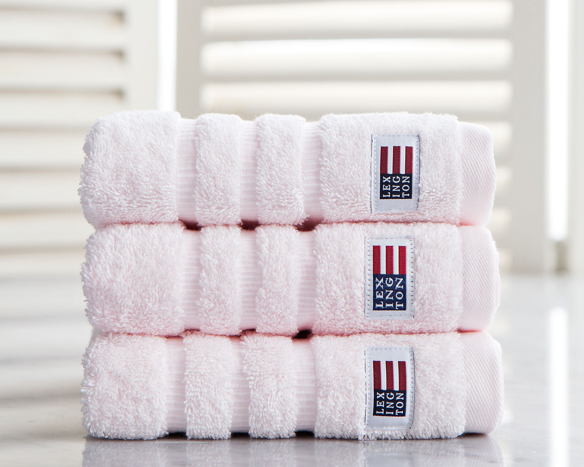 Icons Original Hand Towel Pink