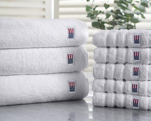 Icons Original Bath Towel Light Gray