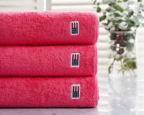 Icons Original Bath Towel Rose