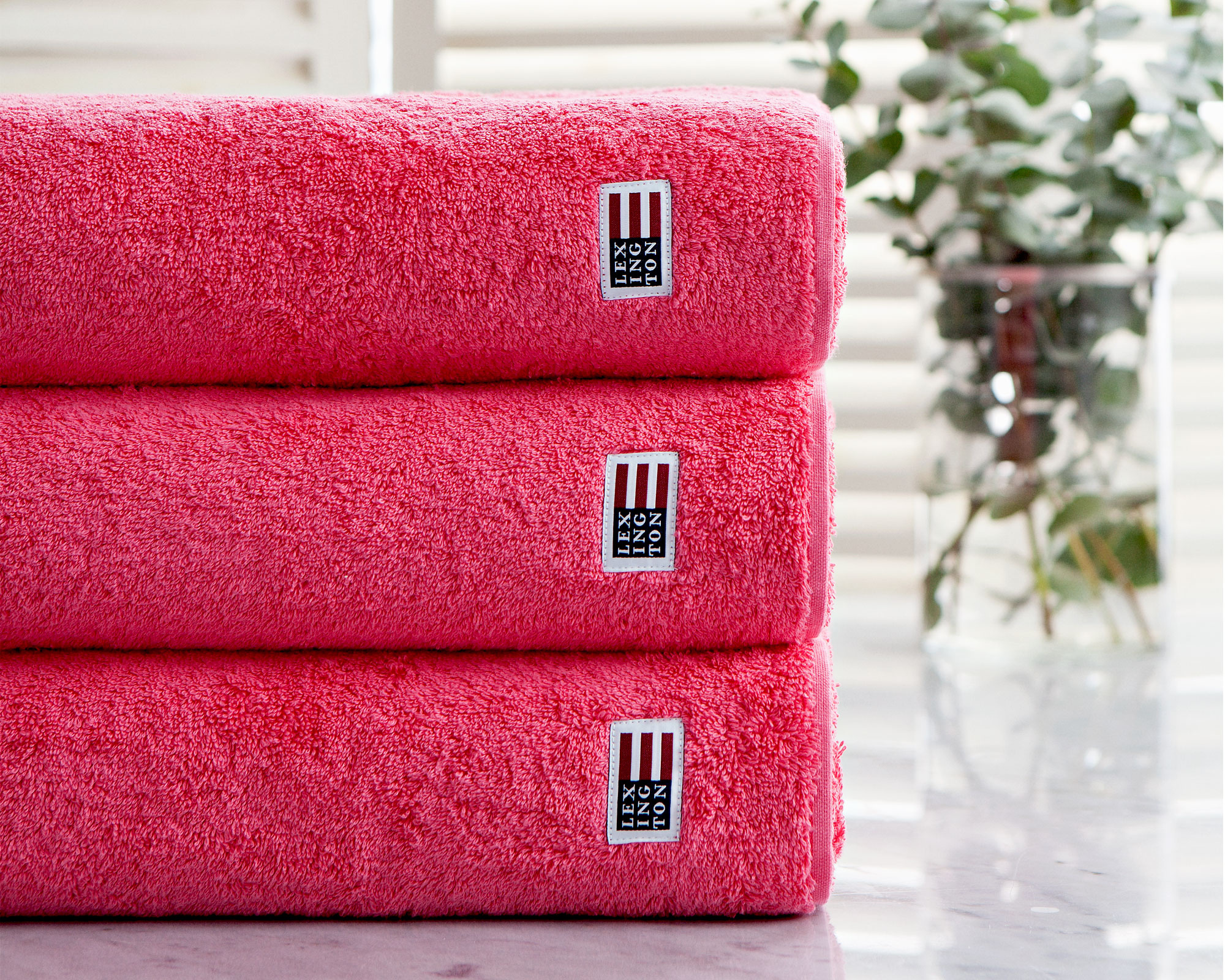 Original Bath Towel Rose