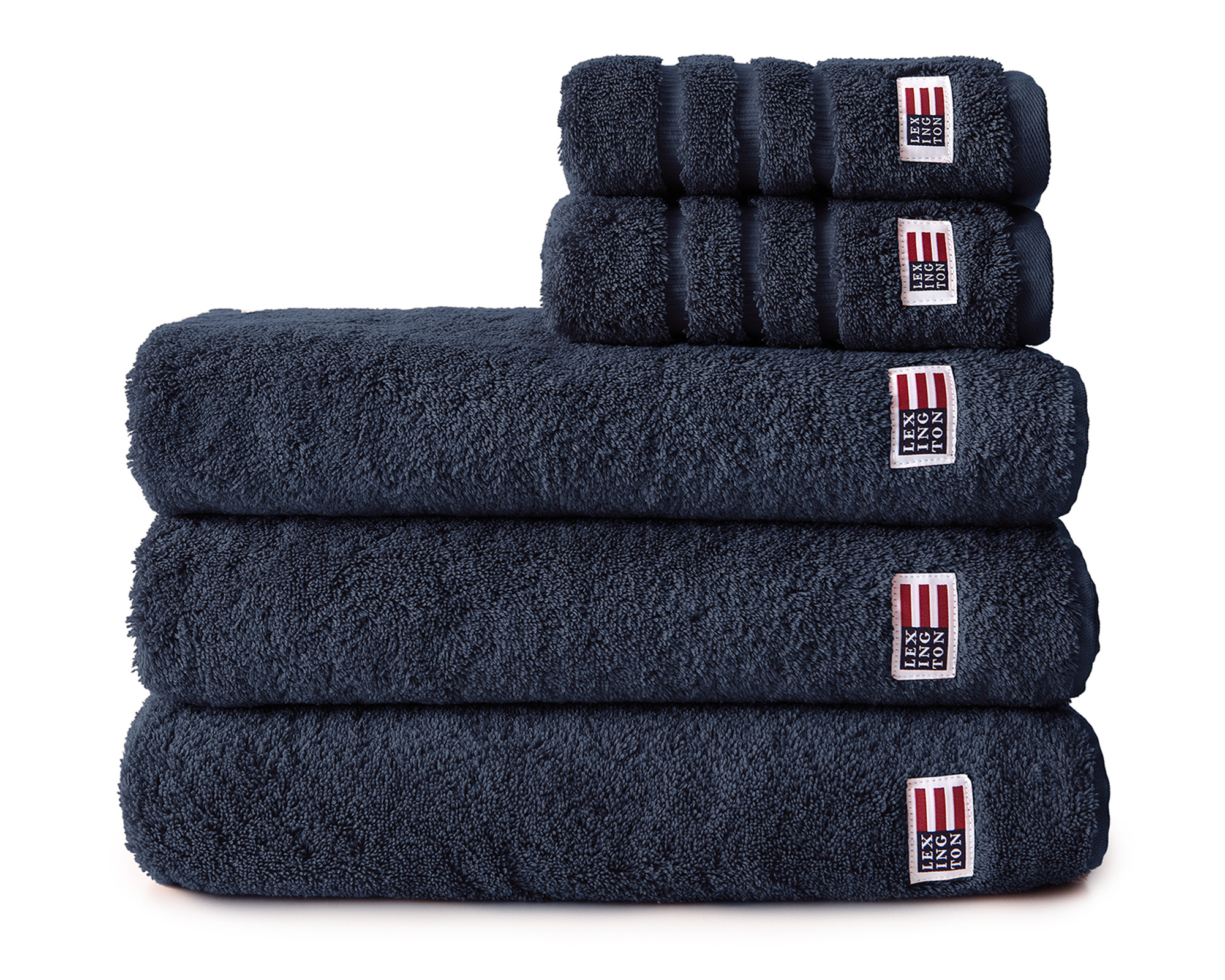 Original Bath Towel Midnight Blue