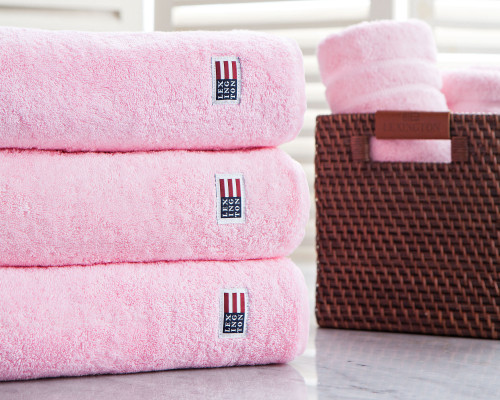 Icons Original Bath Towel Light Rose