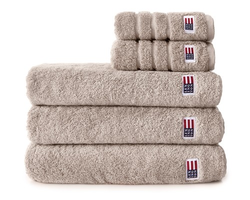 Icons Original Bath Towel Tan