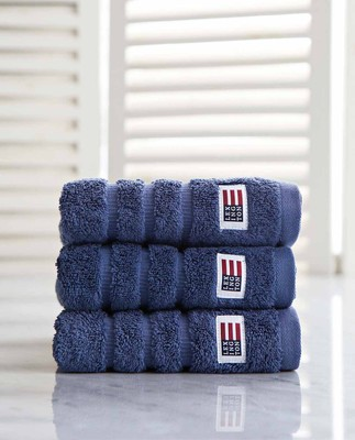 Icons Original Hand Towel Denim Blue