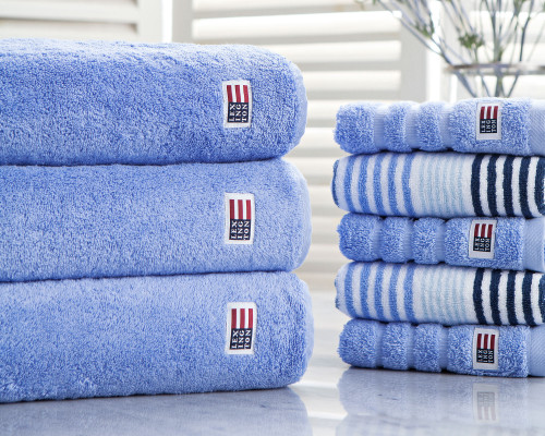 Icons  Original Bath Towel Blueberry